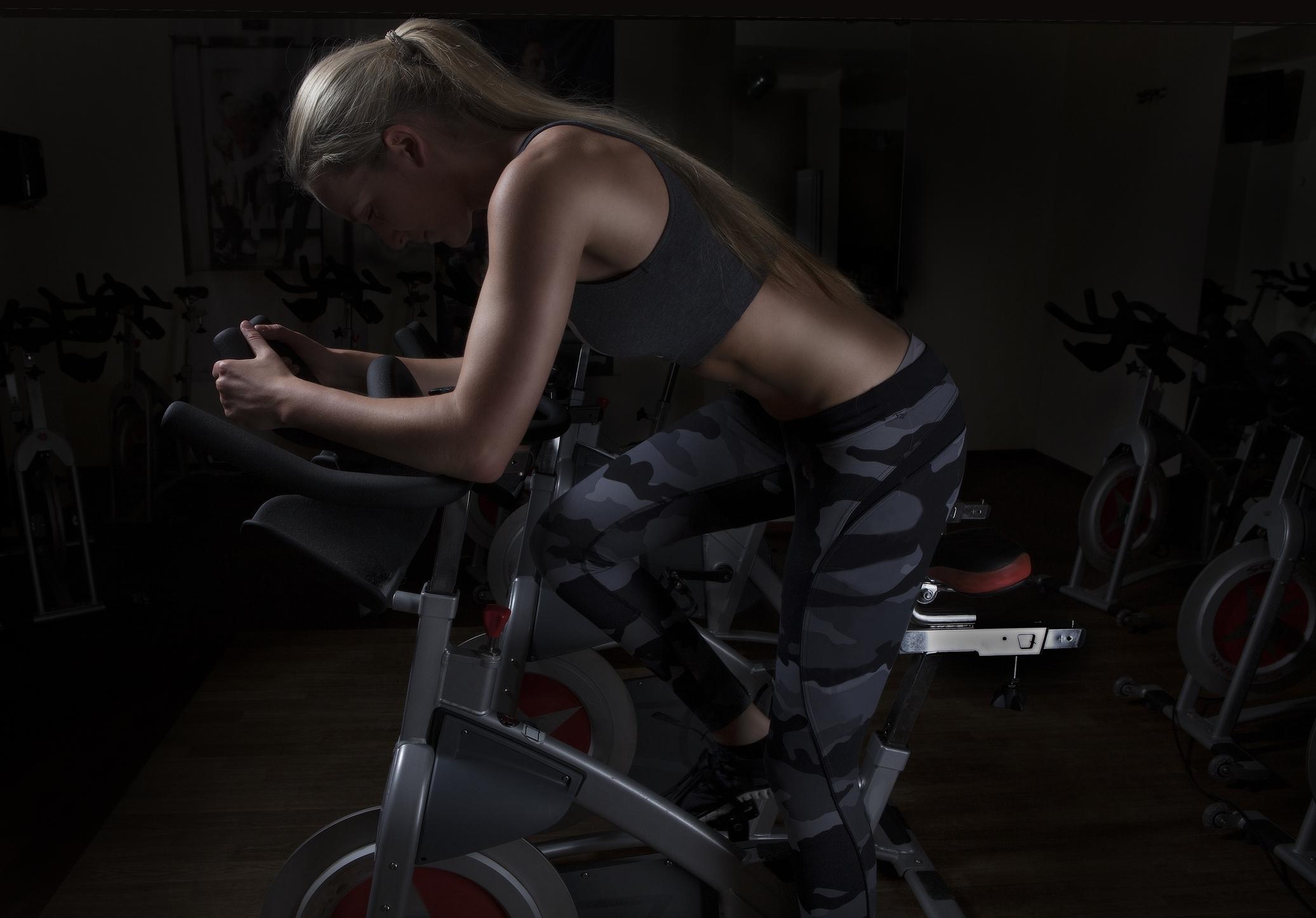 Cykling som motionsform