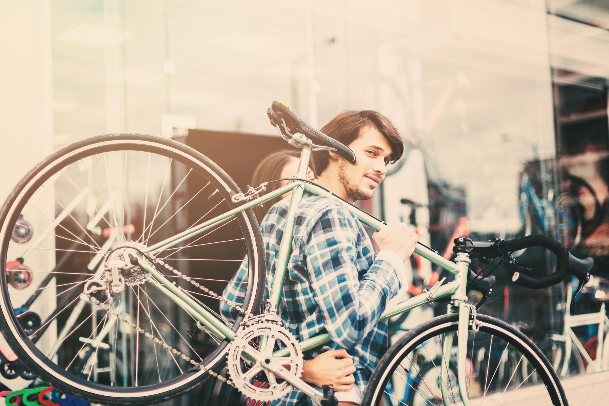 Tänka på vid cykelköp