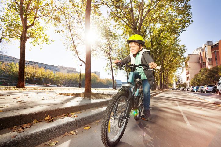 Cyklar för barn