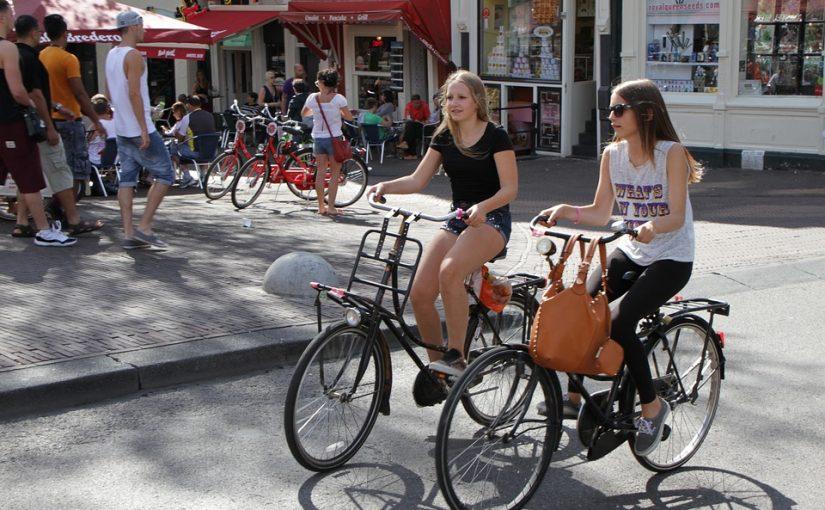Cykelvänliga städer