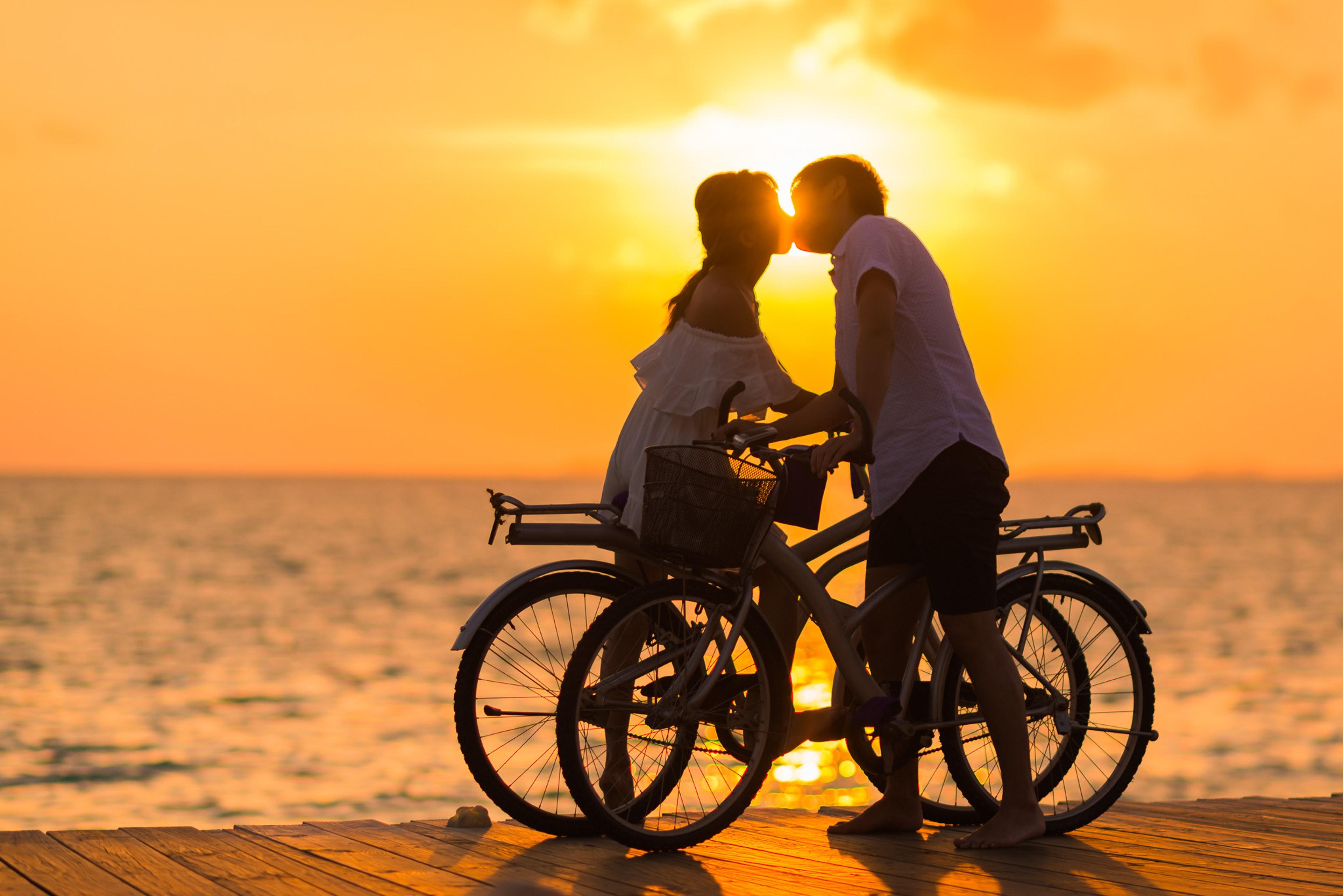 Kärlek på cykelfestivalen
