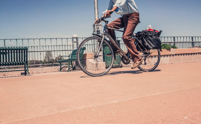Packa cykeln inför cykelsemestern